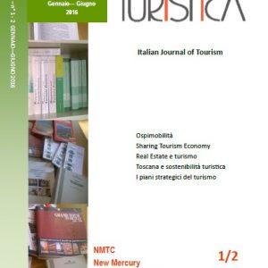 Turistica XXV, anno 2016 vol. 1/2