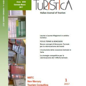 Turistica 2017, anno XXVI vol.1